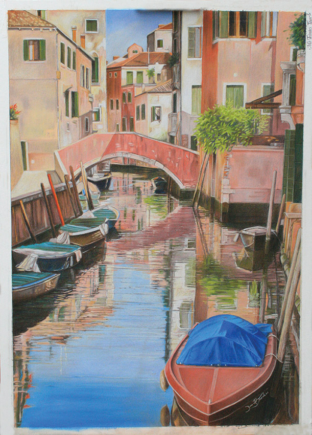 Canale - 50X70CM